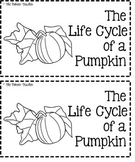 Life Cycle of a Pumpkin Booklet