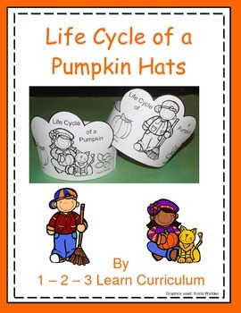 Life Cycle of a Pumpkin Crown