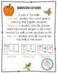 Life Cycle of a Pumpkin Flip Book Craft