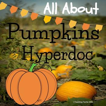 Life Cycle of a Pumpkin Hyperdoc