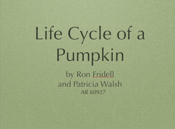Life Cycle of a Pumpkin Keynote