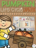 Life Cycle of a Pumpkin Lapbook {with 13 foldables} Pumpki