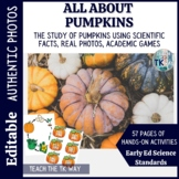 Life Cycle of a Pumpkin -Math, Literacy, Science Pack