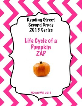 Life Cycle of a Pumpkin ZAP