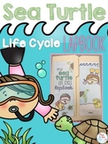 Life Cycle of a Sea Turtle Lapbook {with 12 foldables} Sea