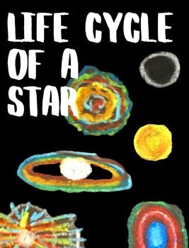 Life Cycle of a Star Diagram