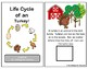 Life Cycle of a Turkey Adapted Book
