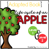 Life Cycle of an Apple Adapted Books [Level 1 and Level 2]