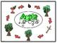 Life Cycle of an Apple Tree-Bilingual