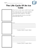 Life Cycle of an Ice Cube