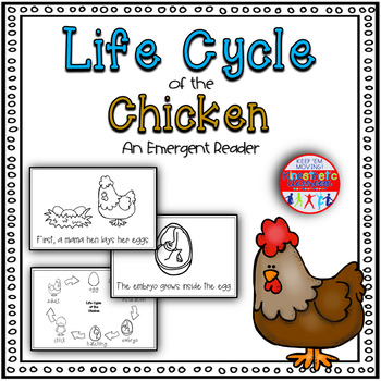 Life Cycle of the Chicken: An Emergent Reader