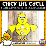 Life Cycles Unit:  Chicken Life Cycle Craft