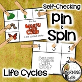 Life Cycles - Self-Checking Science Centers