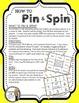 Life Cycles - A Pin & Spin Activity