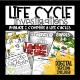 Life Cycles Activity Guide for Intermediate Grades