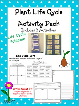 Life Cycles Activity Set Bundle