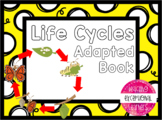 #spedtrickortreat3 Life Cycles Adapted Book Bundle
