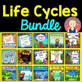 Life Cycles BUNDLE for K-1