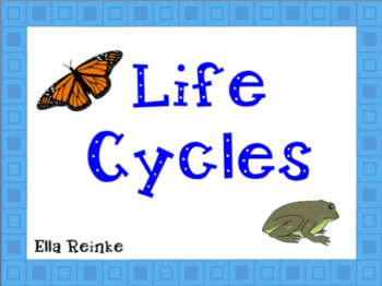 Life Cycles Bundle