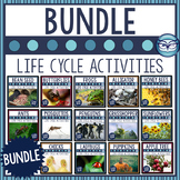 Life Cycles Bundle - plants and animals