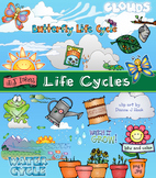 Life Cycles Clip Art Download