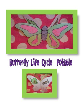 Life Cycles Foldables and Projects