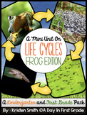Life Cycles- Frog Edition