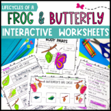 Life Cycles- Frogs and Butterflies