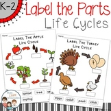 Life Cycles Labeling Center Activities