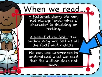 Reading Comprehension for Inferences