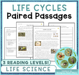 Life Cycles: Paired Passages/Texts