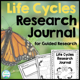 Life Cycles Research Journal for Guided Research