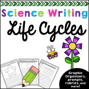 Life Cycles Science Writing