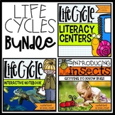 Life Cycles Science and Literacy Bundle