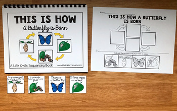 Life Cycles Sequencing Activities
