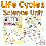 Life Cycles  (Special Education Science Unit)