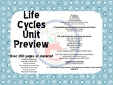 Life Cycles Unit