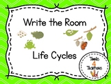 Life Cycles {Write the Room}
