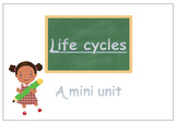Life Cycles mini unit