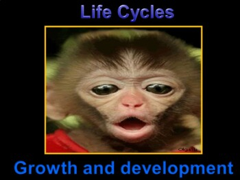Growth and Development :Life Cycles of Animals
