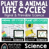Life Cycles of Living Things, Project-Based Learning