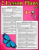 Life Cycles of Plants and Animals Mini Unit 2 Lessons, PPT, Printables and Quiz