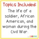 Life During the Civil War {Lesson, Diagram, and Assignment}