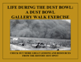 Life During the Dust Bowl: A Gallery Walk Exercise