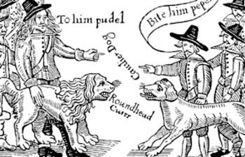 Life Graph of Fortune in the English Civil War