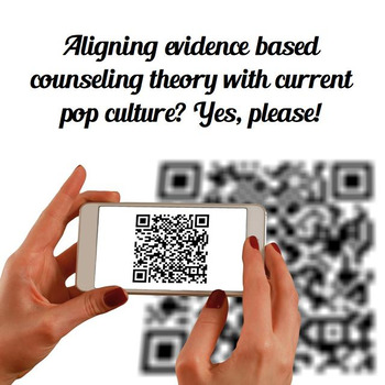 Life Hacks for Happiness: CBT QR Codes to Challenge Cognitive Distortions