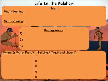 Life In The Kalahari