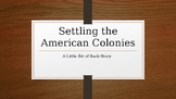 Life In the American Colonies: A Back Story (Part 1)