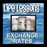 Exchange Rates - Life Lessons