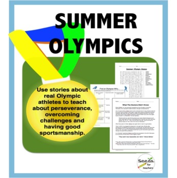 Life Lessons From the Summer Olympics
